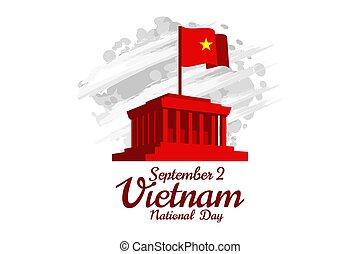 September 2, National day of Vietnam
