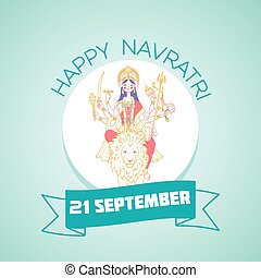 september, 21, navratri