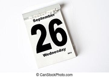 september, 26., 2012