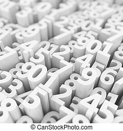 Sequence of digits - Sequence of extruded digits with...