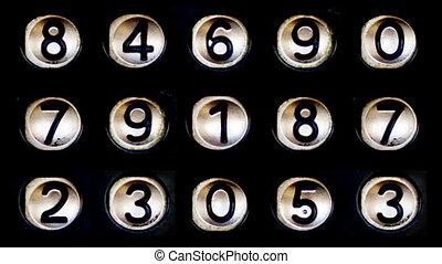 sequenza numero