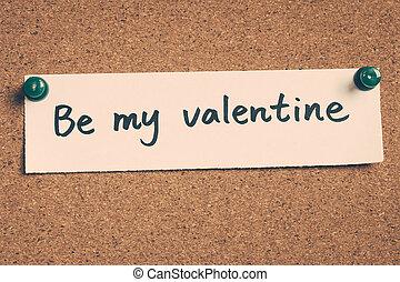 ser, meu,  Valentine