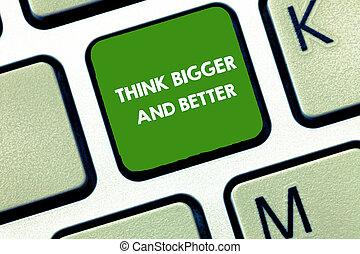 ser, quadro, pensar, limites, negócio, não, foto, mostrando,...