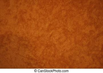 ser, usado, padrão, -, lata, fundo, laranja, tapete