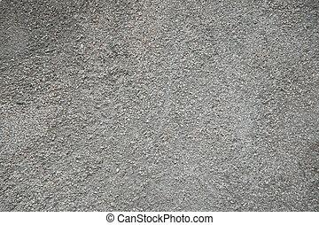 ser, usado, parede, -, lata, fundo, recentemente, cemented