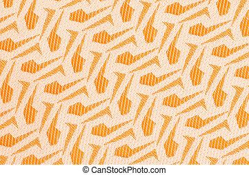 ser, utilizado, patrón, -, textil, lata, plano de fondo