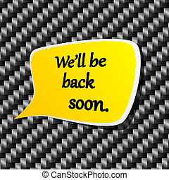 ser, we'll, announcement., costas, logo, fala