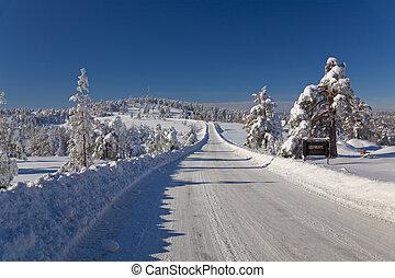Serbia, Divcibare winter resort