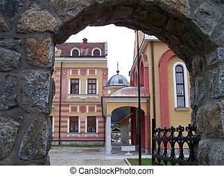 Serbian Orthodox Church - A Serbian Orthodox church in ...