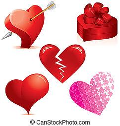 serca, komplet, #2