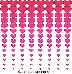 serca, miłość, tło modelują
