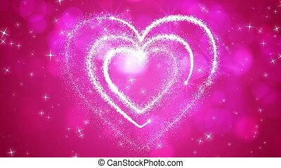"""serca, ożywienie, iskrzasty, fireworks"""", """"love"""