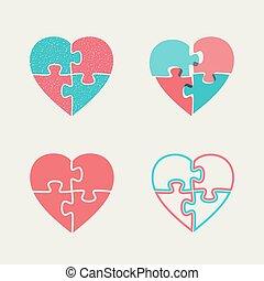 serca, zagadka