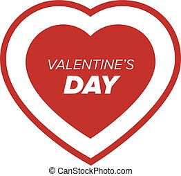 serce, dzień, valentine