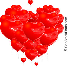 serce, kochający