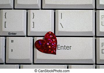 serce, mój, wejść