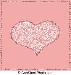 serce, miłość, ty