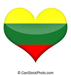 serce, od, litwa