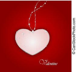 serce, valentine