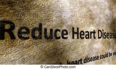 sercowa choroba, ryzyko