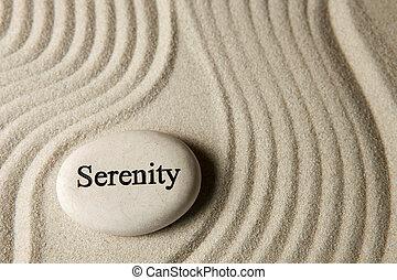 serenità