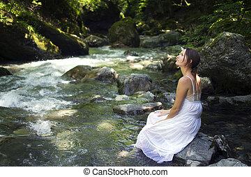 sereno, natureza