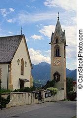 Serfaus church 02