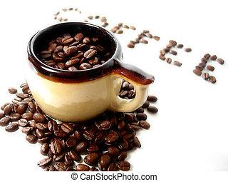 serie, caffè, 5