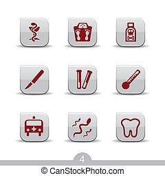 serie, icone mediche, no.4..smooth