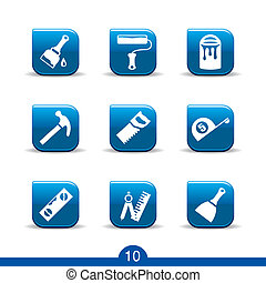 serie, iconos, no.10..smooth, diy