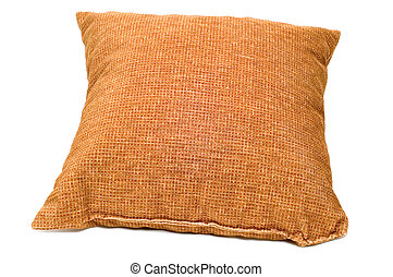 series object on white - cushion