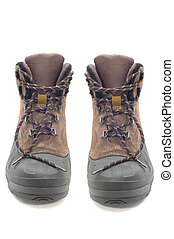 foot-gear - series object on white - foot-gear