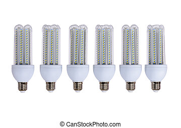Series of new generation LED lamps. - Series of new...