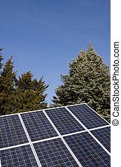 Photovoltaic Solar Panels - Series of Photovoltaic Solar...