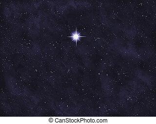 series:, stella luminosa, starfield