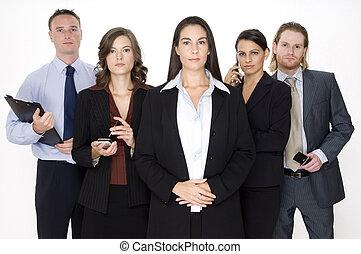 Serious Business Team