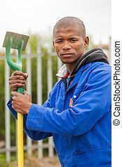 serious gardener