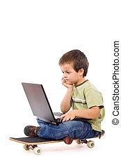 Serious kid mobile computing