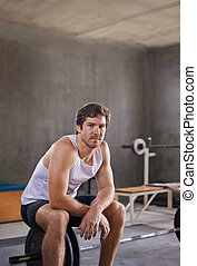Serious look at personal fitness