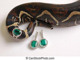 serpent, 7