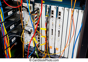 Server Rack Router