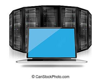 Server Room Datacenter