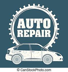service automatique, réparation