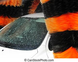 car wash - service car wash