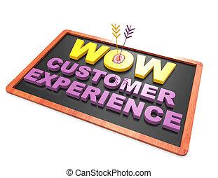 service clientèle, excellent