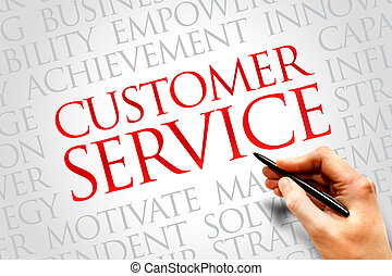 service clientèle