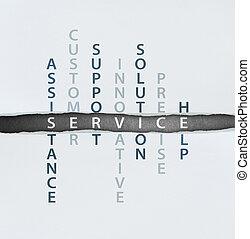 Service concept