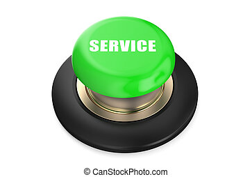 Service Green button