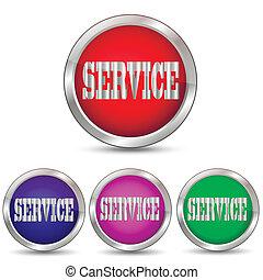 service icon vector