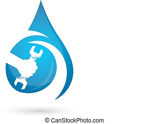 Service plumbing and sanitary ware - Services of water...